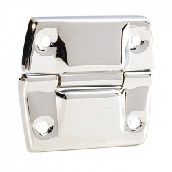 2508 Stop Hinge medium chrome-plated