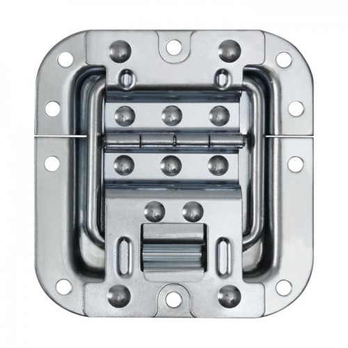 27096 Lid Stay Medium non Cranked with Hinge and Click-Stop Function