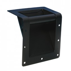 3405 Bar Handle for Edge Mounting black
