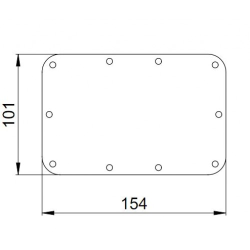 34093  Backing plate for 34082