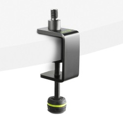 Gravity MS TM1-B microphone table-clamp