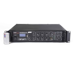 Amplifier / mixer MV6300BT with mp3 player and BLUETOOTH