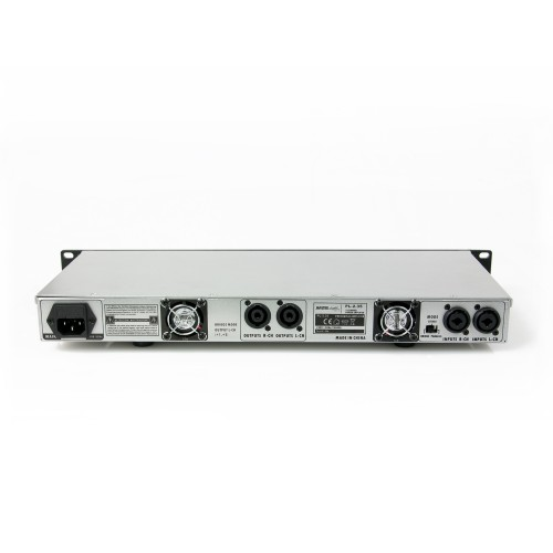 PL2.35 Professional power amplifier