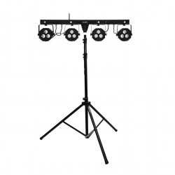 EUROLITE Set LED KLS-170 Compact Light Set + M-4 Speaker-System Stand