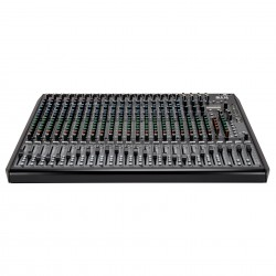 E 24 24-CHANNEL MIXING CONSOLE