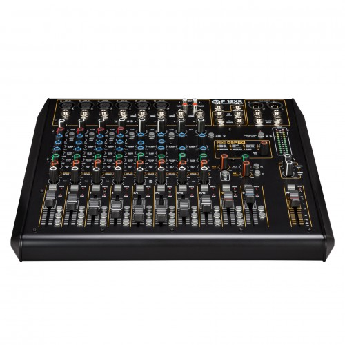 F 12XR 12-CHANNEL MIXING CONSOLE WITH MULTI-FX & RECORDING