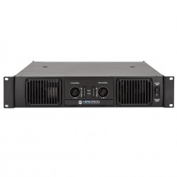 HPS 2500 CLASS H PROFESSIONAL POWER AMPLIFIER