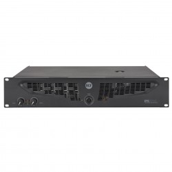 IPS 3700 2 X 1500 W CLASS H PROFESSIONAL POWER AMPLIFIER
