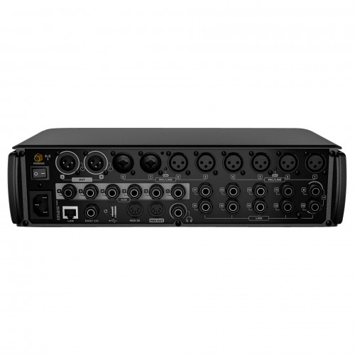M 18 SMALL-FORMAT WIFI-CONTROLLED DIGITAL MIXER