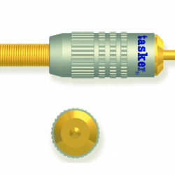 tasker SP 55 mini jack plug Ø 3,5 mm