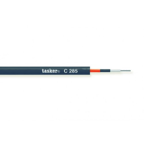 C285 – 1x0,50 mm² Guitar Cable with Carbon Screen Tasker