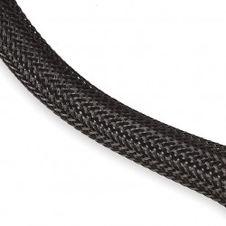 """CTR50 flex PET braided sleeve for cable protection 50mm (2"""")"""