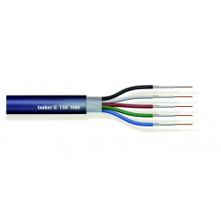 TSK1066 tasker 5x0.29 mm² Special Multi-coaxial Video-cable 5x75 Ohm