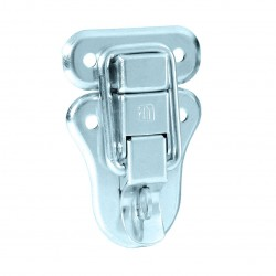 16021 Drawbolt catch large padlockable zinc plated