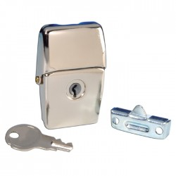 19061 - Drawbolt medium galvanised lockable
