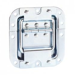 27095 Lid Stay with Built-in Hinge in Dish 8mm deep