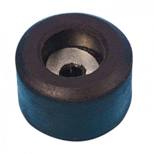 4904 25 mm Rubber foot