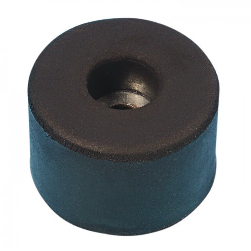 4911 Rubber Foot 38x25 mm