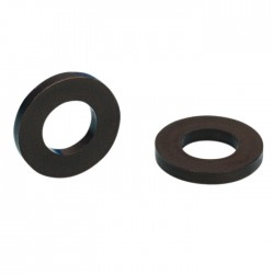 5621 Plastic Washers without edge, flat