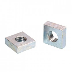 5660 square nut M6 for 6161 aluminium rear rail sliding