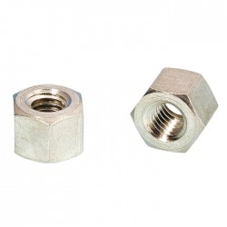 5666 hex rack nuts M6 for 6162 and 6168 rack strip