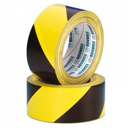 5803 Safety Tape black/yellow 50mm x 33m
