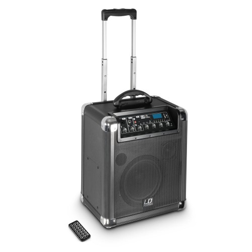 LD Systems Roadjack 8 bluetooth loudspeaker with mixer