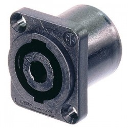 Neutrik NL4MP - Speakon Chassis Connector