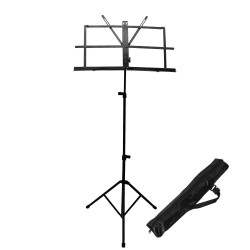 M19b music stand with transport bag