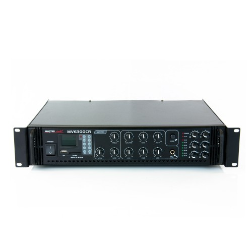 Amplifier / mixer MV6300CR with mp3 player