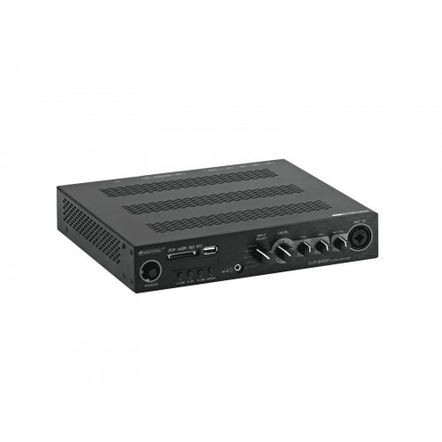 Omni mixing amplifier with player + Bluetooth, 2 x 460 W / 4 ohms DJP-900P