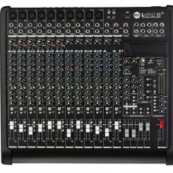 RCF  L-PAD 16CX USB 24 CHANNEL MIXING CONSOLE WITH EFFECTS