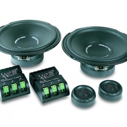 Car 2 way stereo speaker kit Coral SDK 160