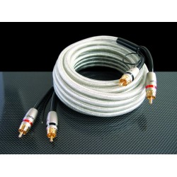 RCA stereo signal cable Target ZRC 100