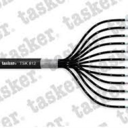 TSK808 Tasker 8x2x0.14 mm², 26AWG, Digital Audio Multi-pair cable110 Ohm, AES-EBU