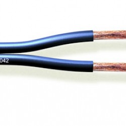TSK1042 L.S.Z.H. Tasker 2x2x0.22 mm² - 24 AWG,  O.F.C. Professional stereo-balanced audio-microphone cable