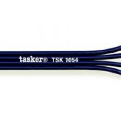 TSK1054 Tasker 4x0.12 mm² O.F.C. Shielded divisible flat cable for electronics, sound reproduction